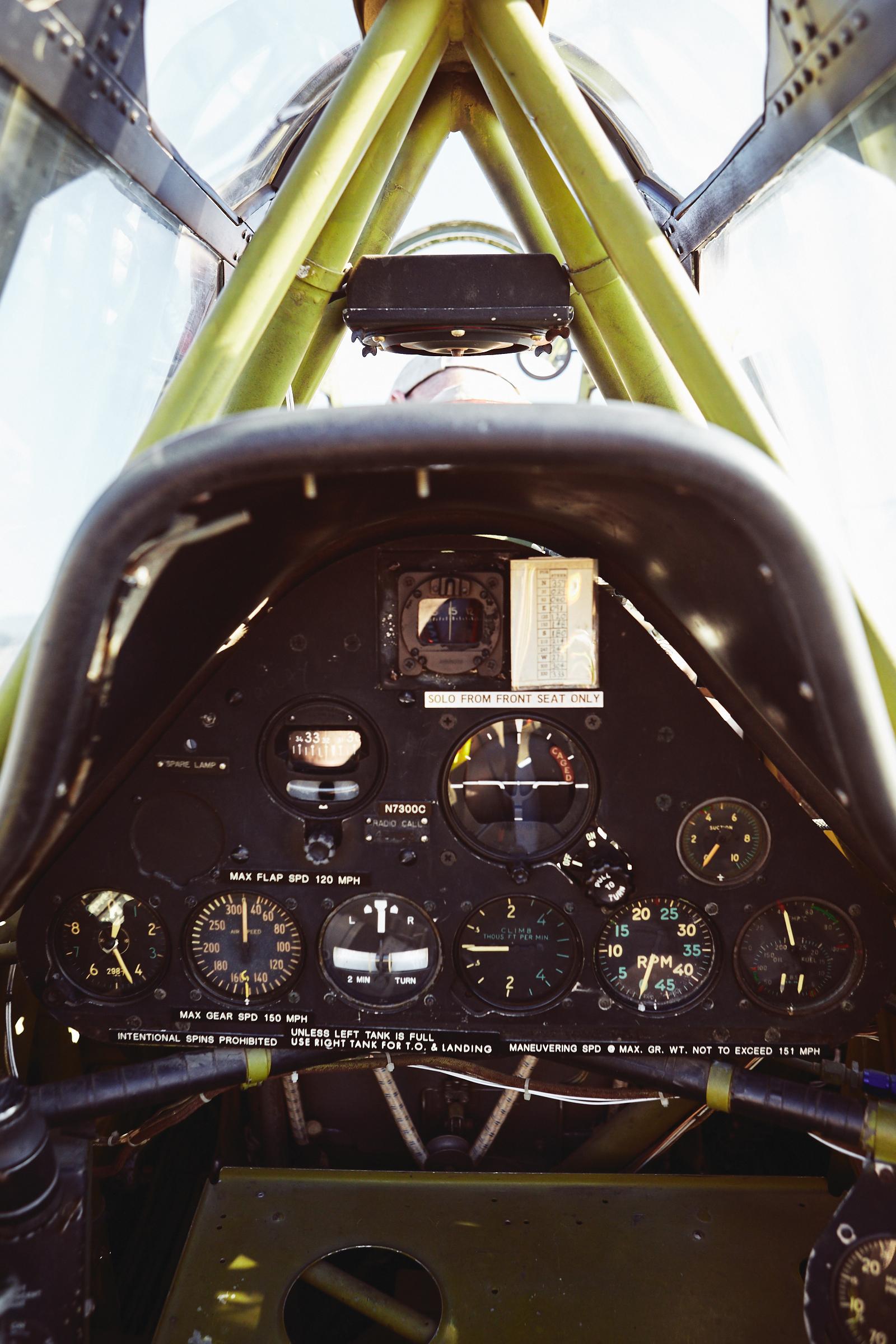1943 SNJ-5 Harvard/Texan