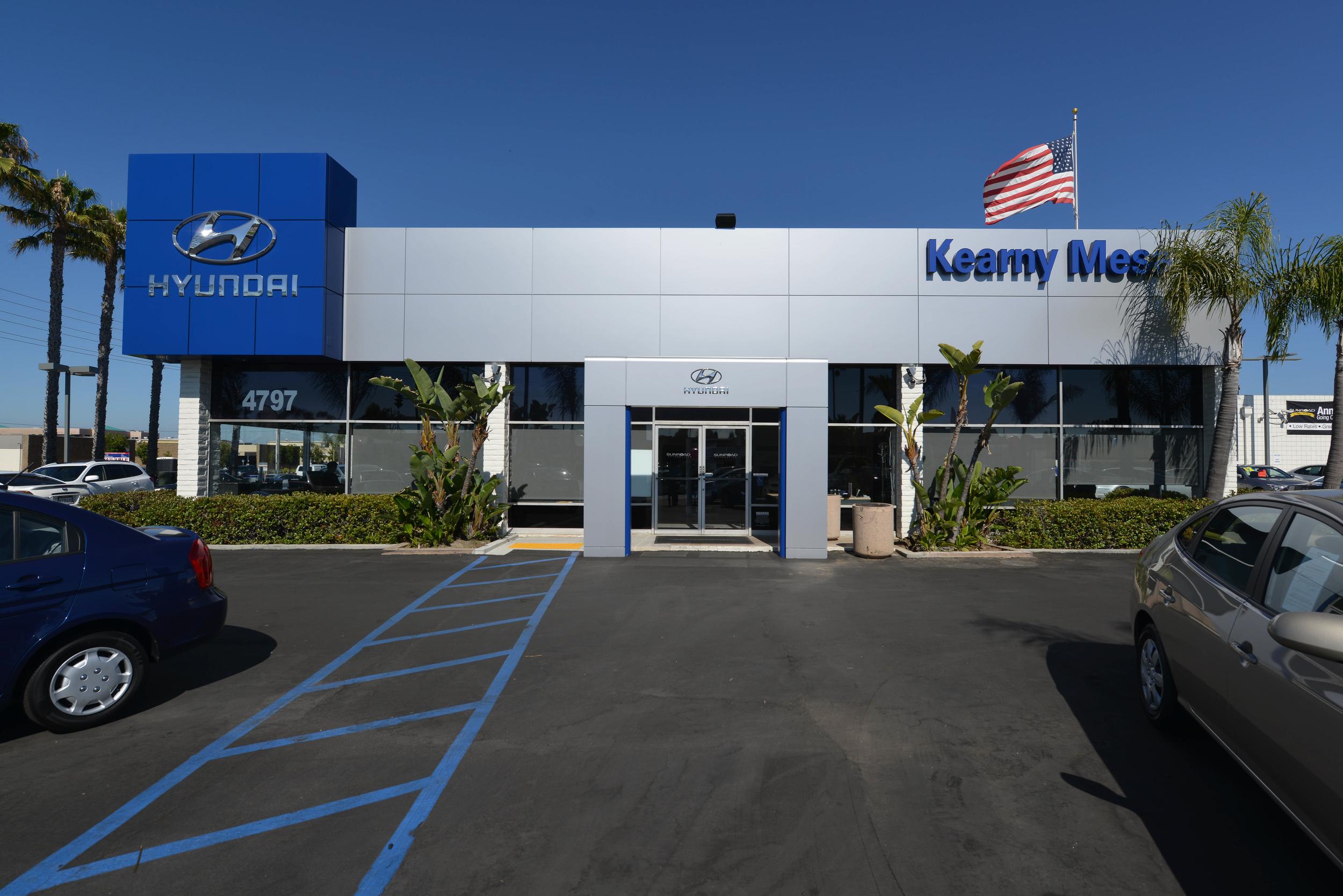 Kearny Mesa Hyundai Subaru Dealership