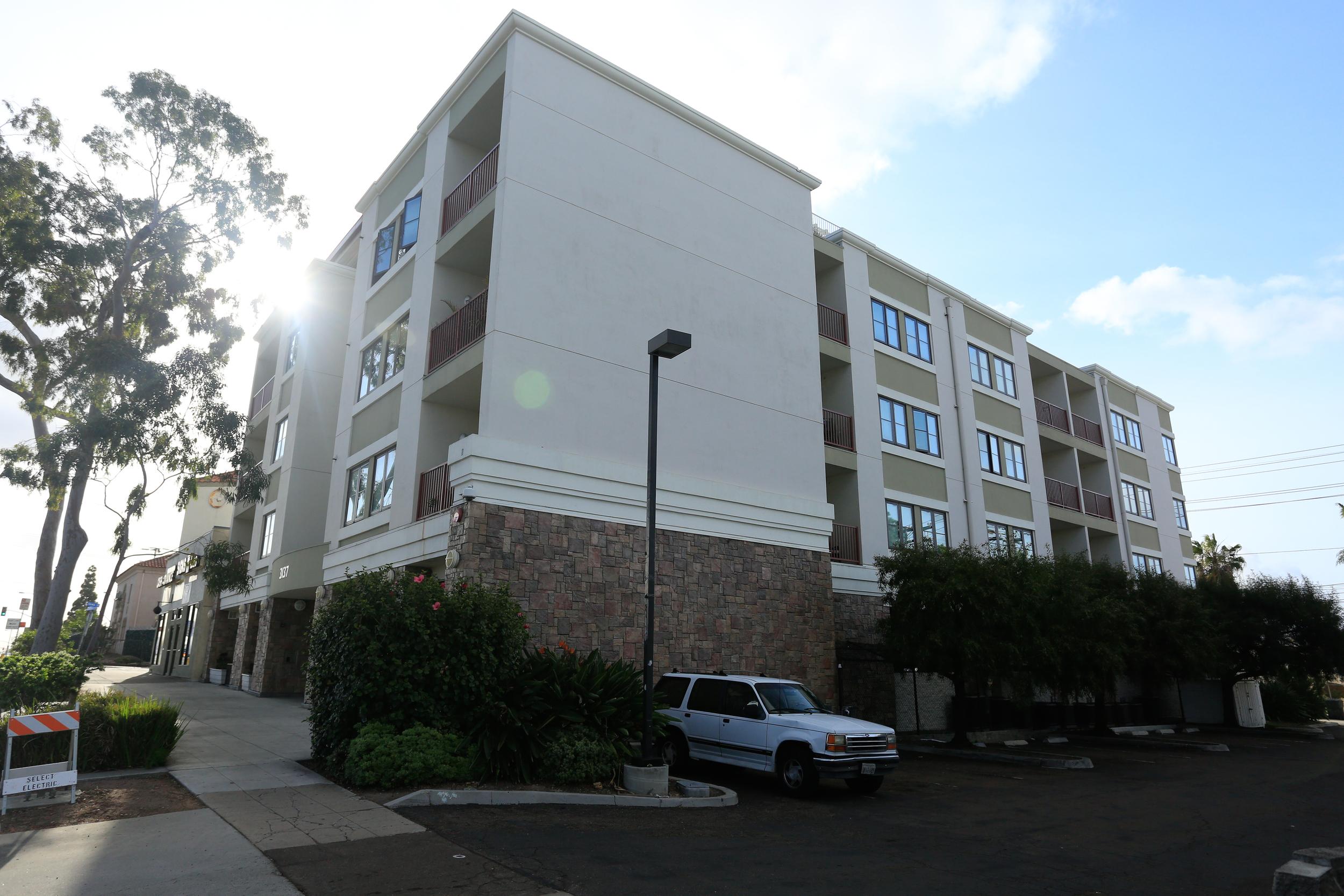 apartment renovation of Blvd. Apartments