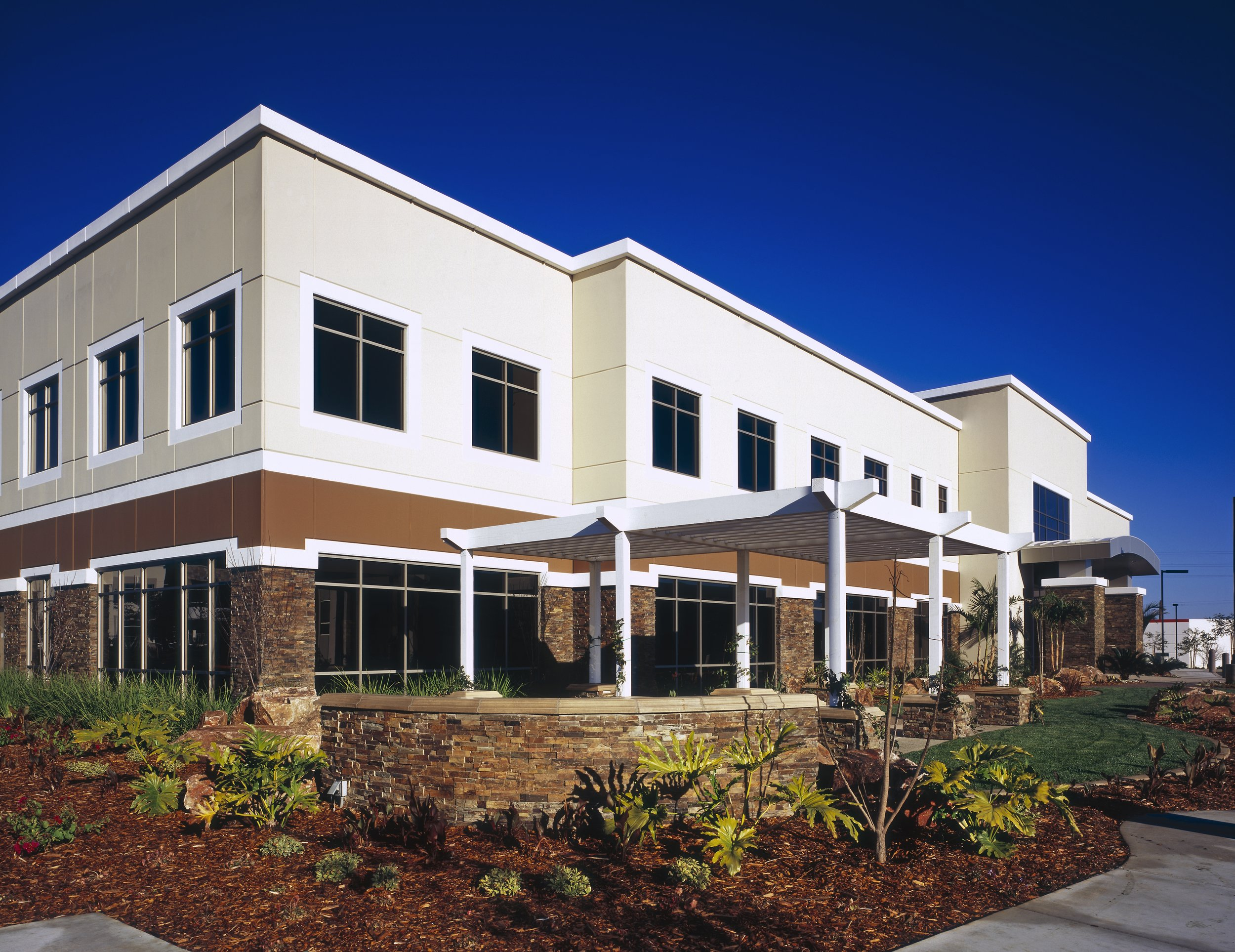 Ruffin Road Business Plaza built by K.D.Stahl Construction