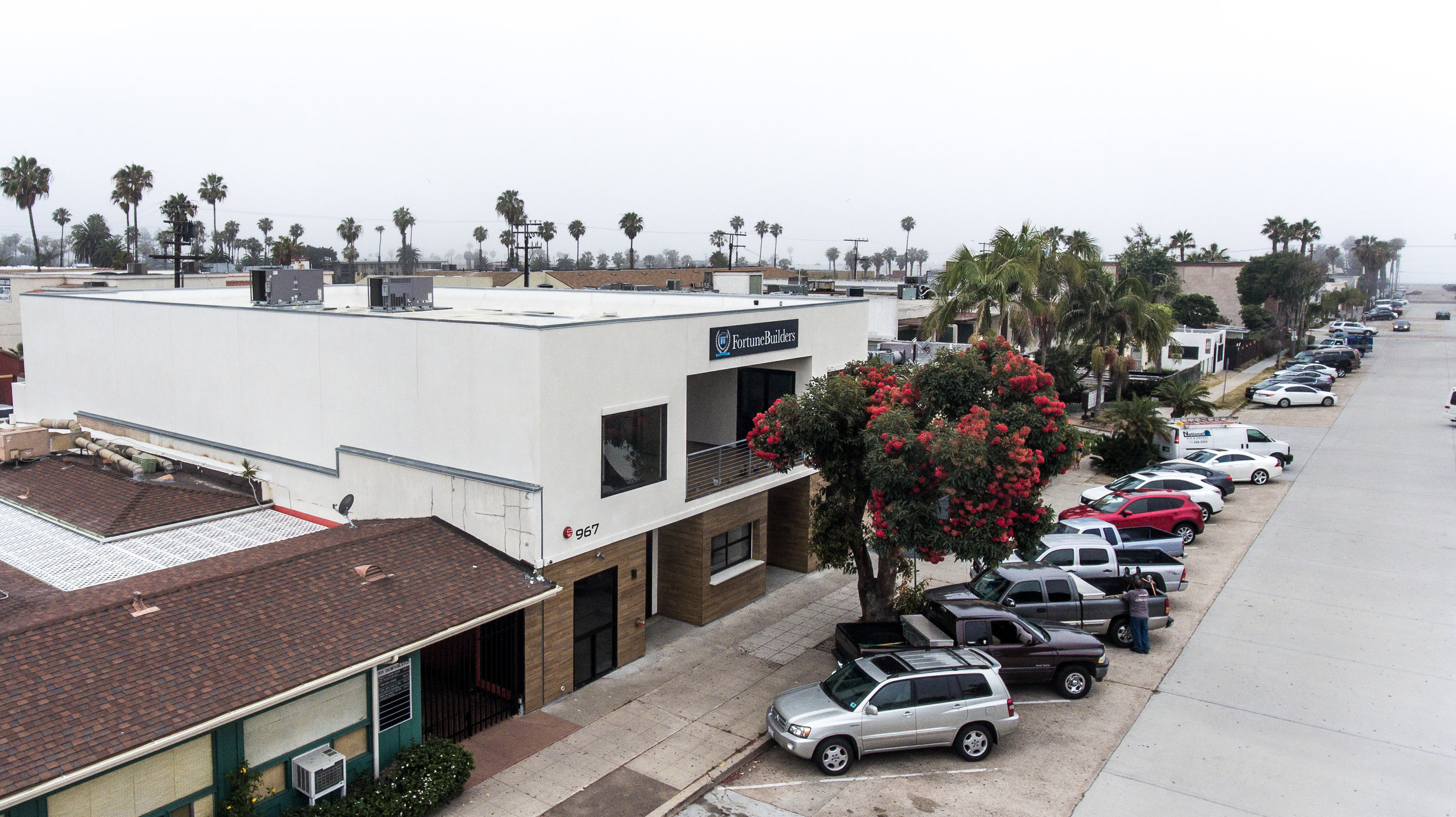 K.D.Stahl Construction Group Inc. - Pacific Beach Hornblend Office Space Ground up Construction