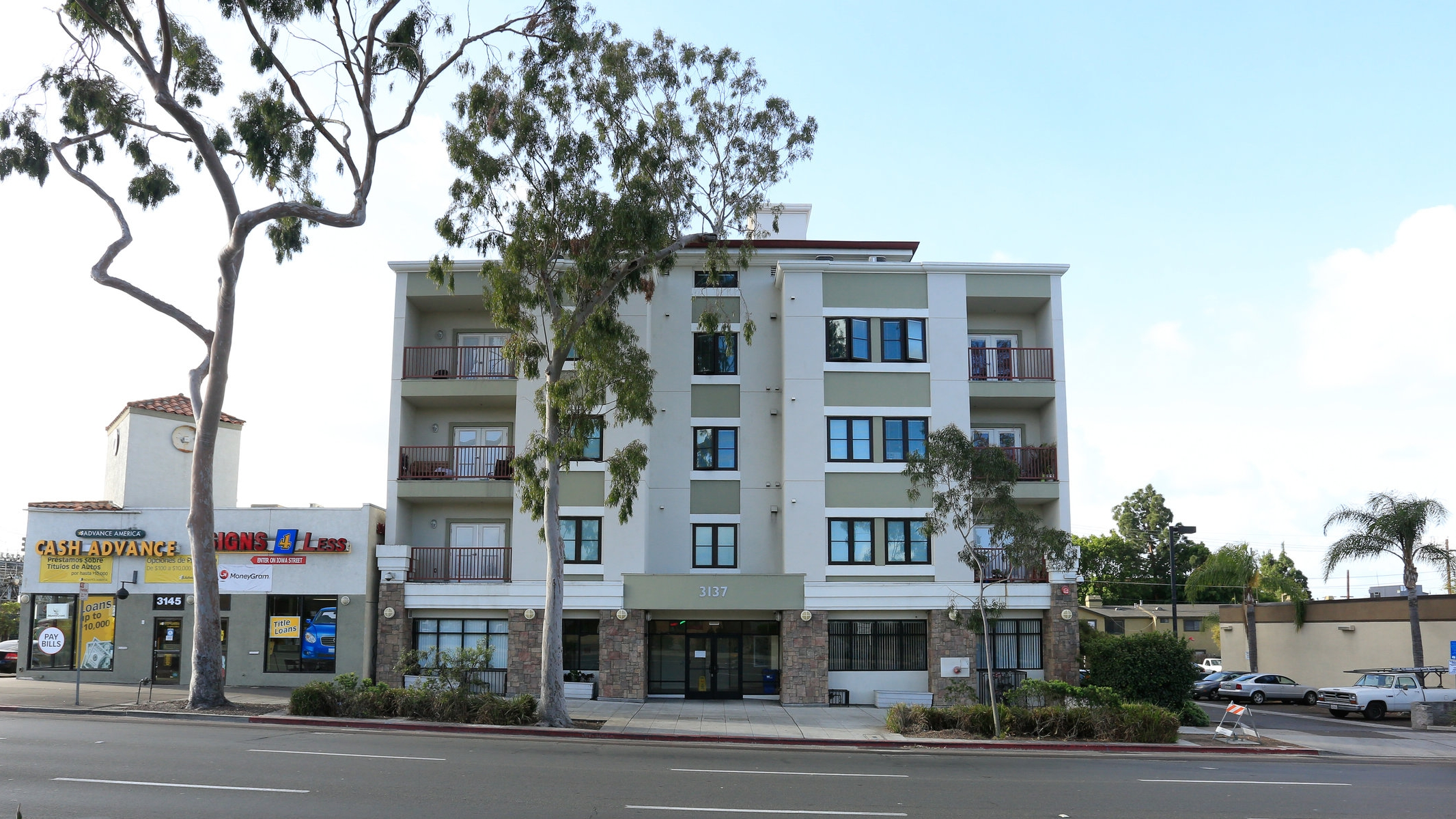 Boulevard Apartments remodel by K.D. Stahl Construction Group Inc.