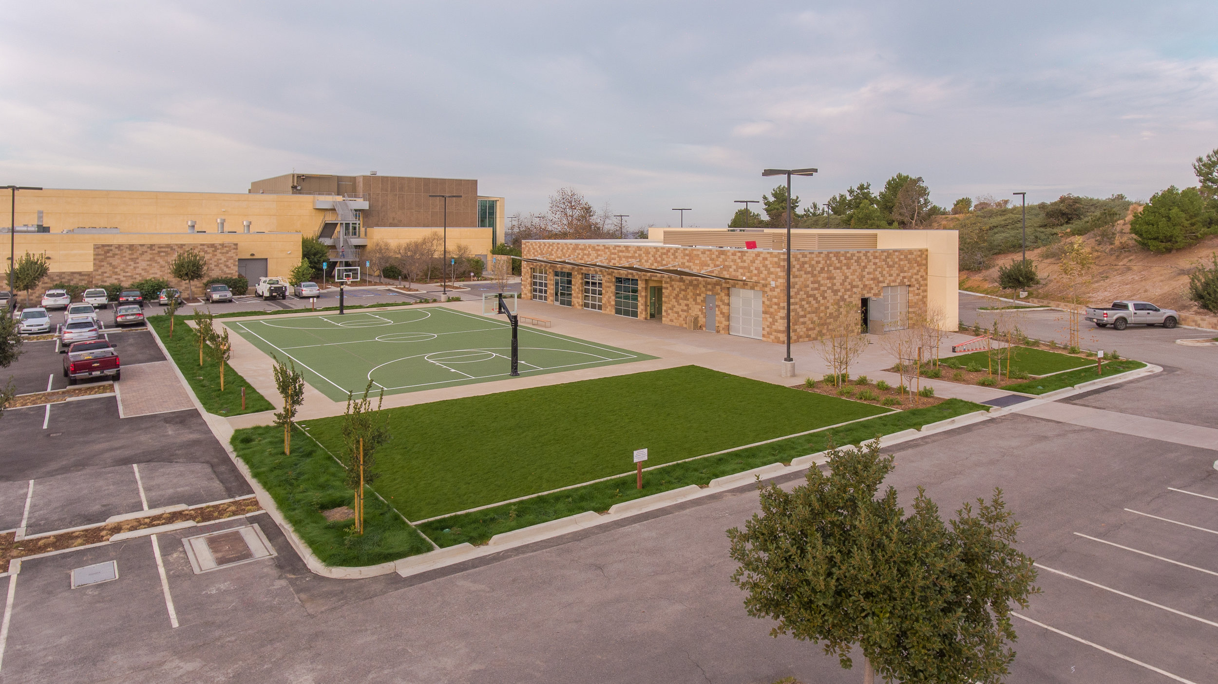 K.D. Stahl Construction Group Inc. - Ionis Fitness Center