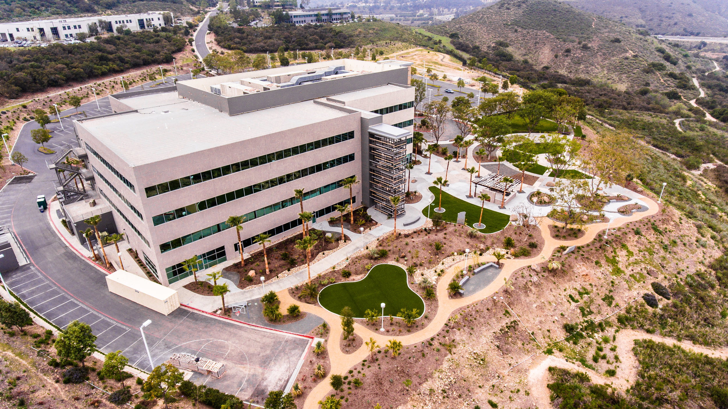 K.D. Stahl Construction Group Inc. - Tenant Improvement and Exterior Renovation In San Diego County.