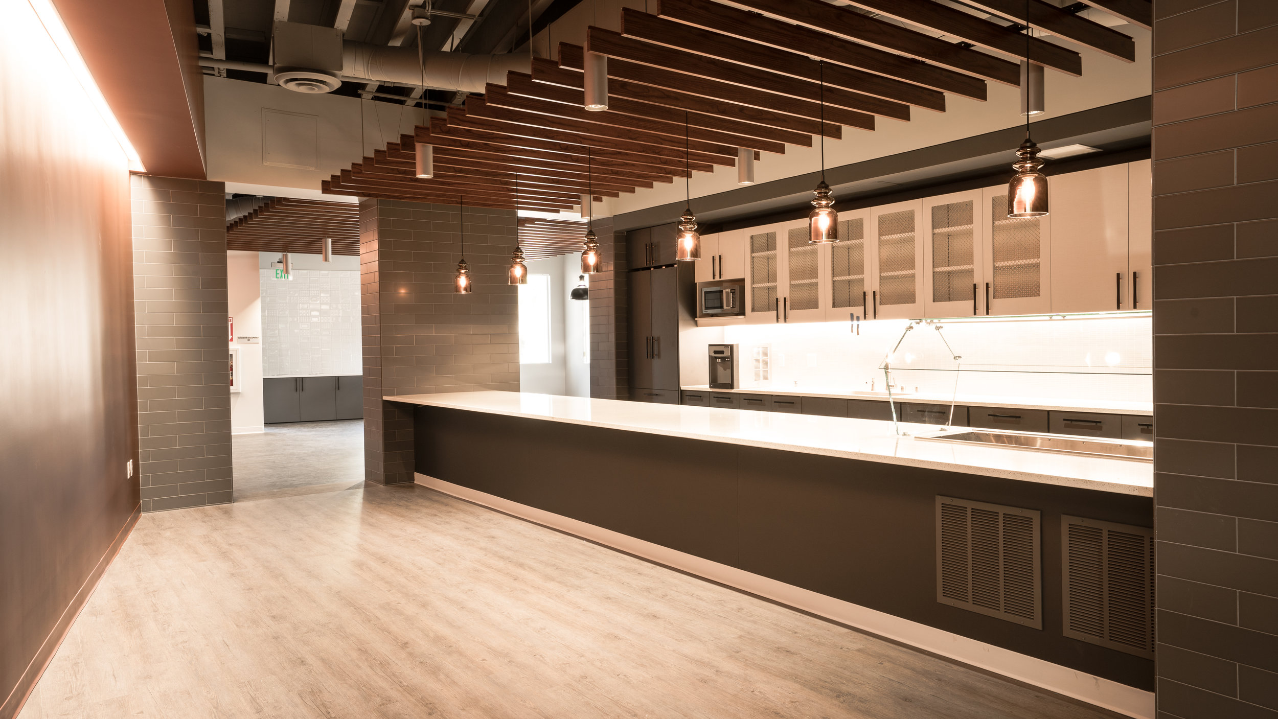 K.D. Stahl Construction Group Inc. - Welk resorts kitchen tenant improvements