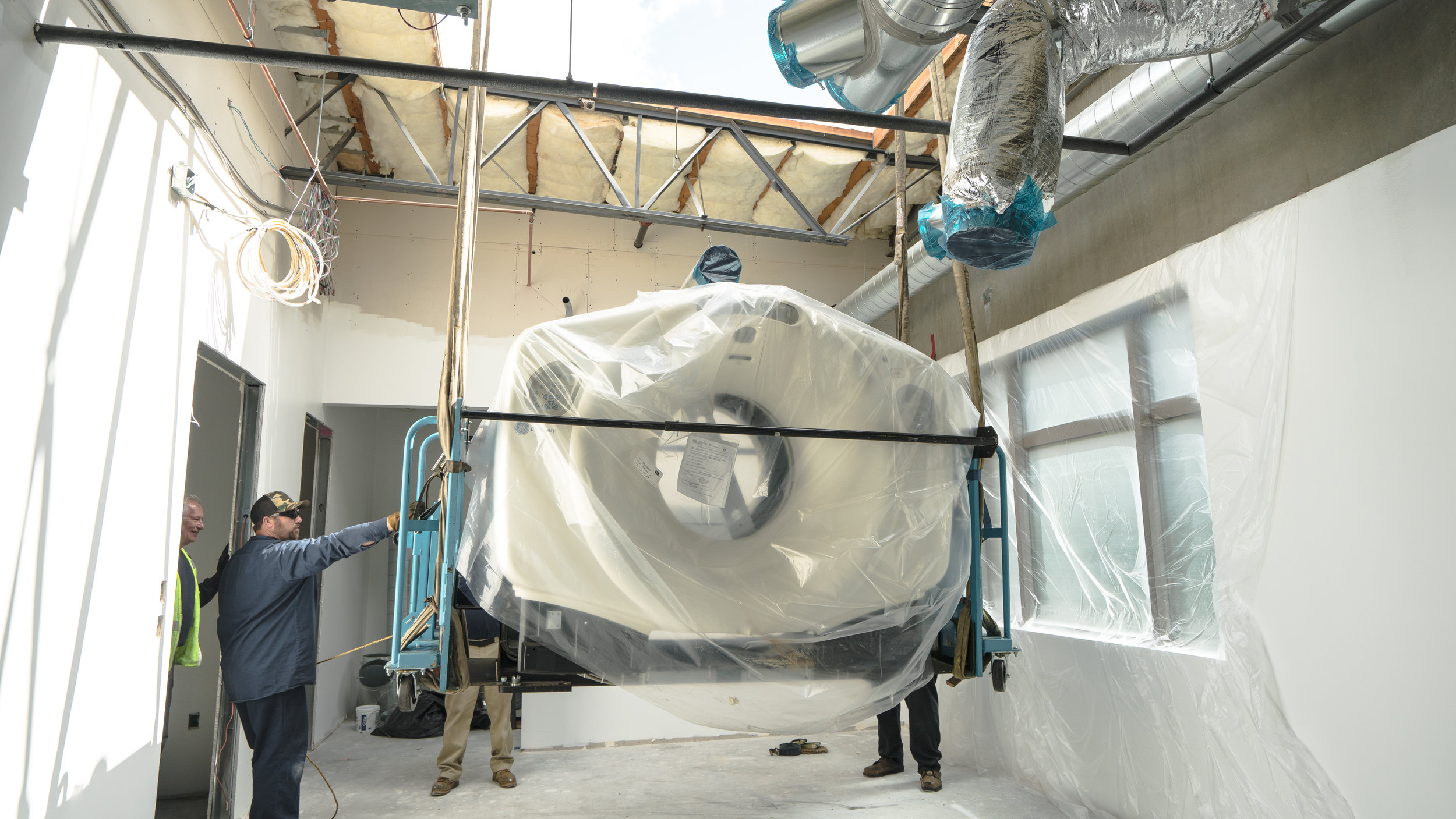 K.D. Stahl Construction Group Inc. - cCare Nordahl Medical Centre Tenant Improvement