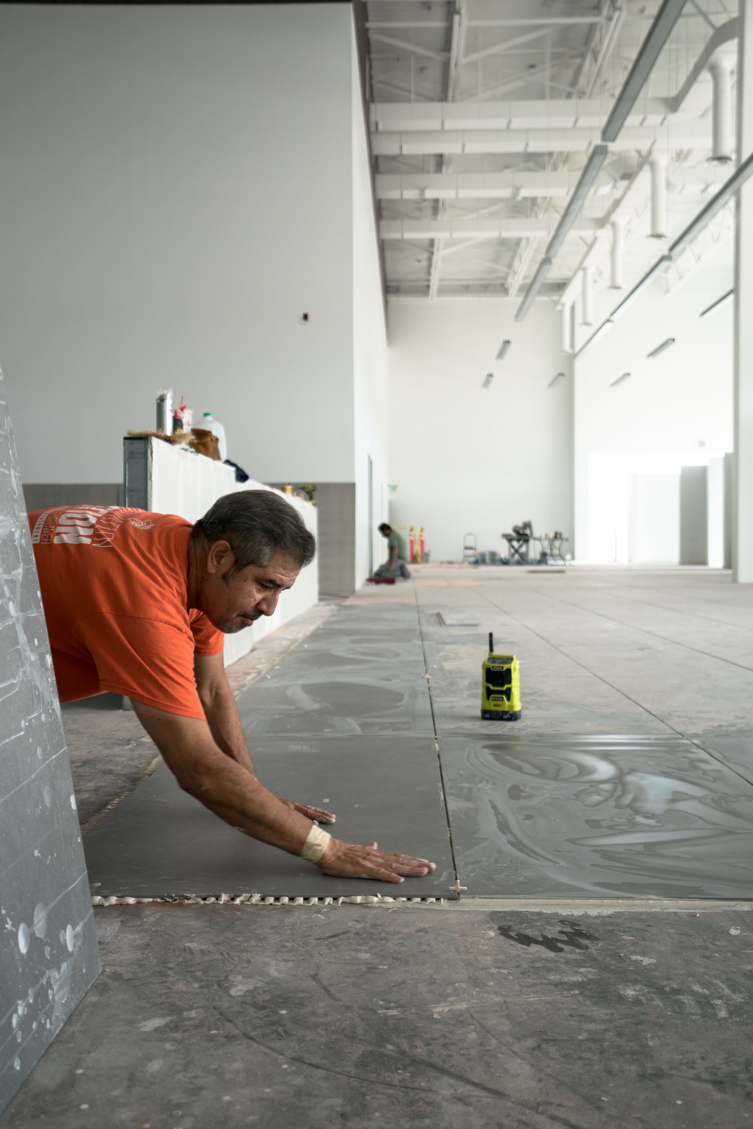 K.D. Stahl Construction Group Inc. San Diego's Leading Commercial General Contractor - Bedrosian Tile & Stone Ground up New Construction