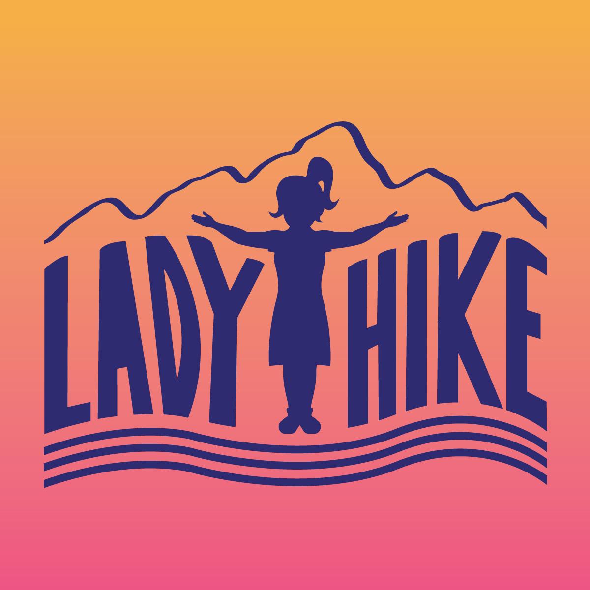 Original Lady Hike LOGO