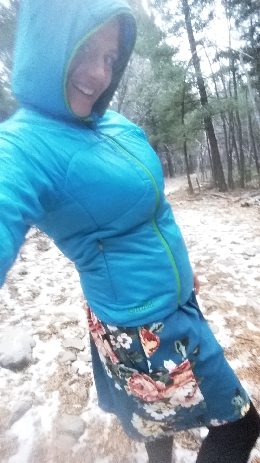 How about some ultra-light, well-made backpacking gear to go with all your adventures??? - This is my old, but favorite jacket.