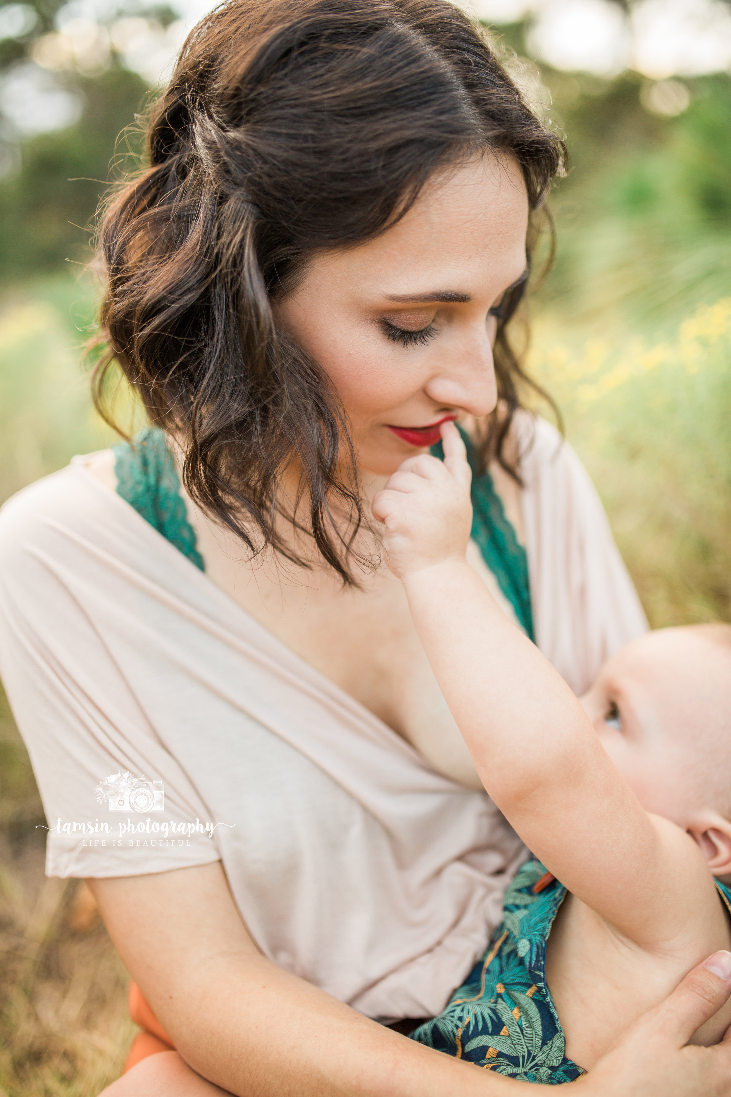 Breast Feeding Photo Session Portraits 3.jpg