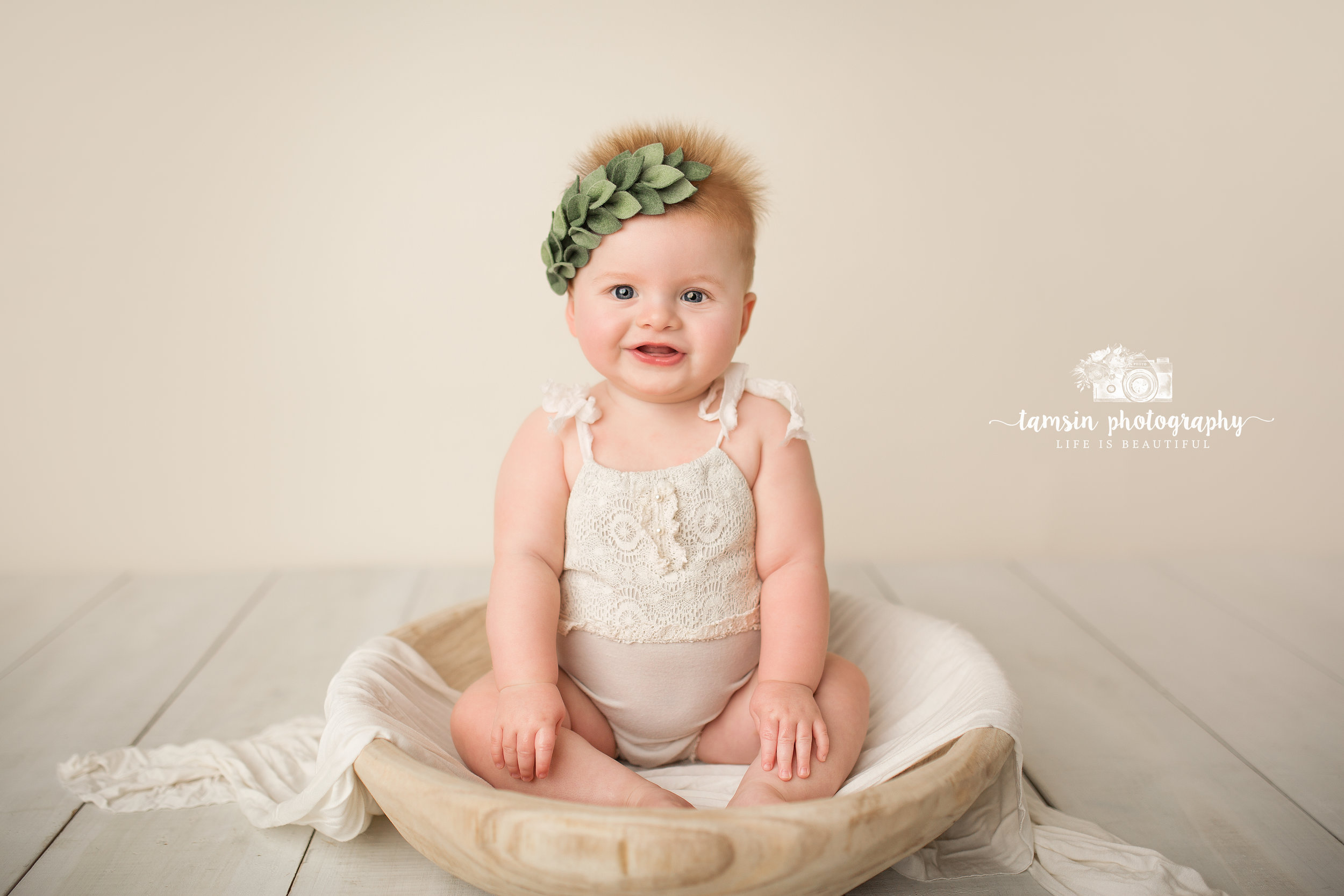 Six Month Sitter Portrait Photography Bone Bowl Studio Tamsin.jpg