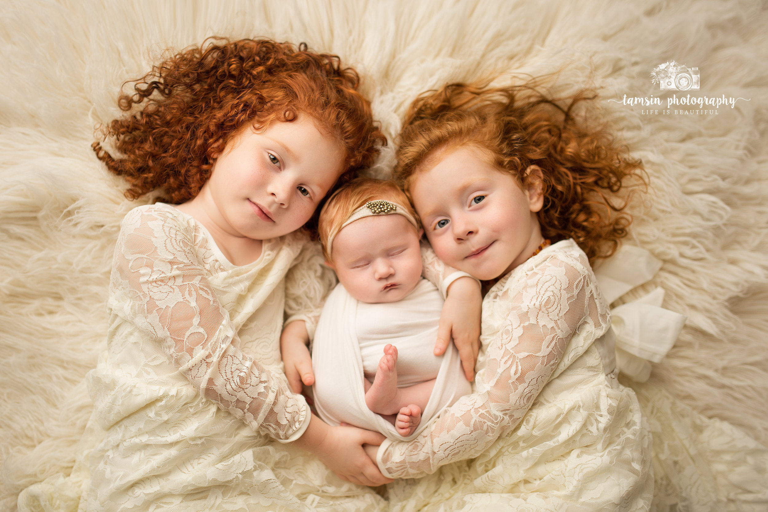 Newborn Siblings Posing Tamsin Photography.jpg