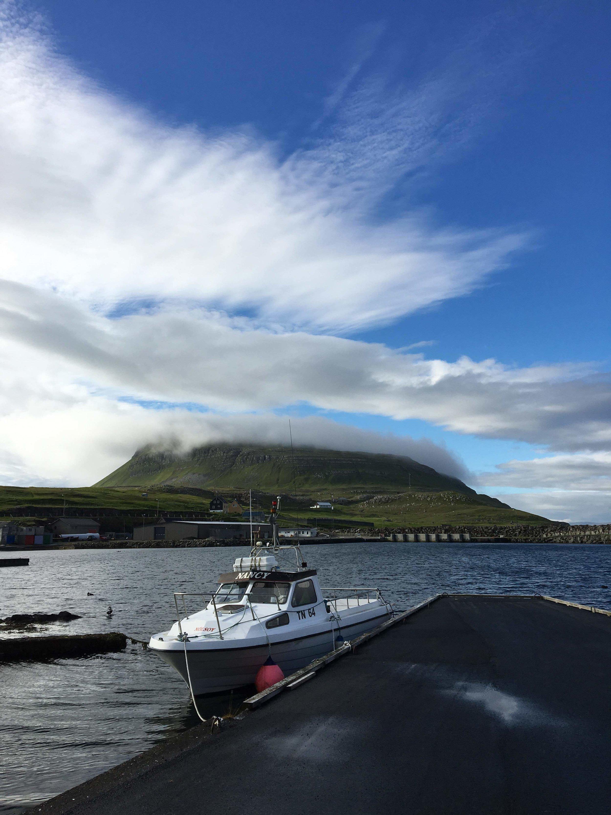 Nolsoy Harbour, an island of the Faroe Islands (Joel Carnegie).JPG