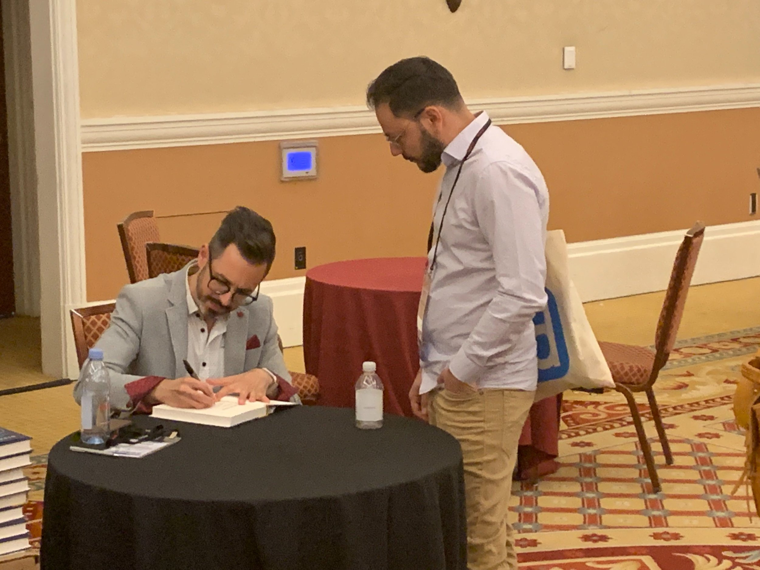 Rand Fishkin Book Signing Event at Mega Paw 2019 Las Vegas:  Hosted by Unhooked