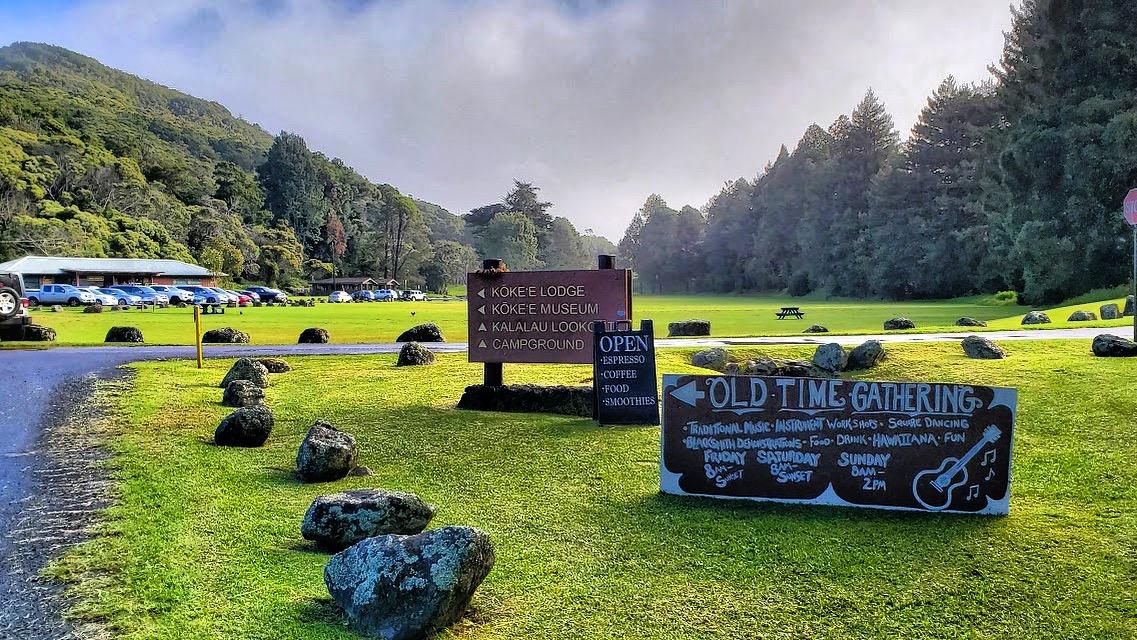 Kōkeʻe Lodge