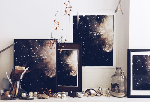 Limited Edition Stardust Photograph from $260