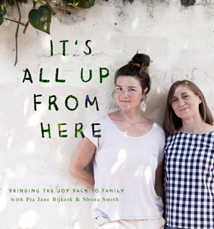 It's All Up From Here     With Shona Smith