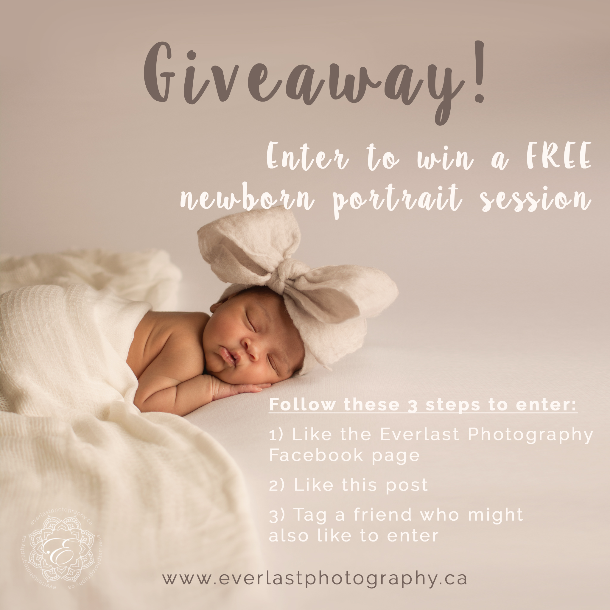 Free Newborn Session