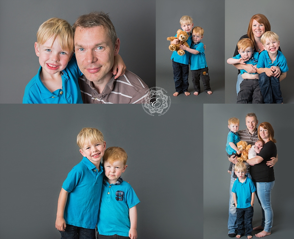edmonton family photographer newborn