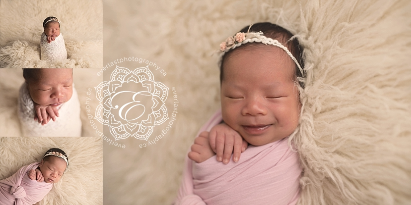 Edmonton newborn photography studio