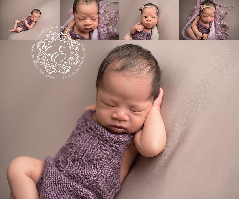 Beautiful newborn baby edmonton