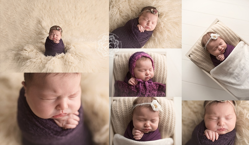 Professional Newborn Photographer Edmonton