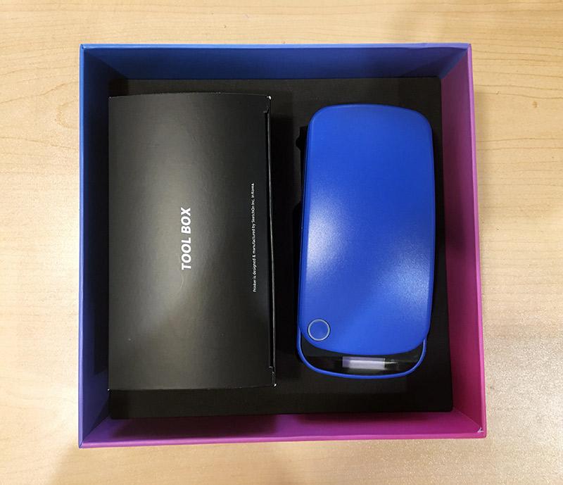 Lovely box!
