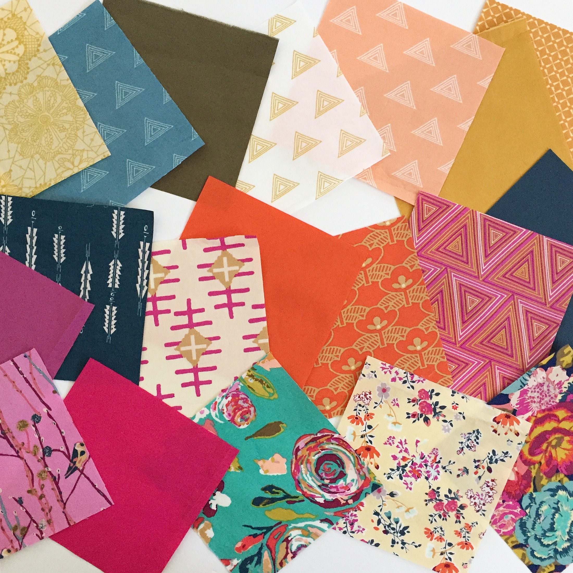 Boho Fusions by Art Gallery Fabrics.