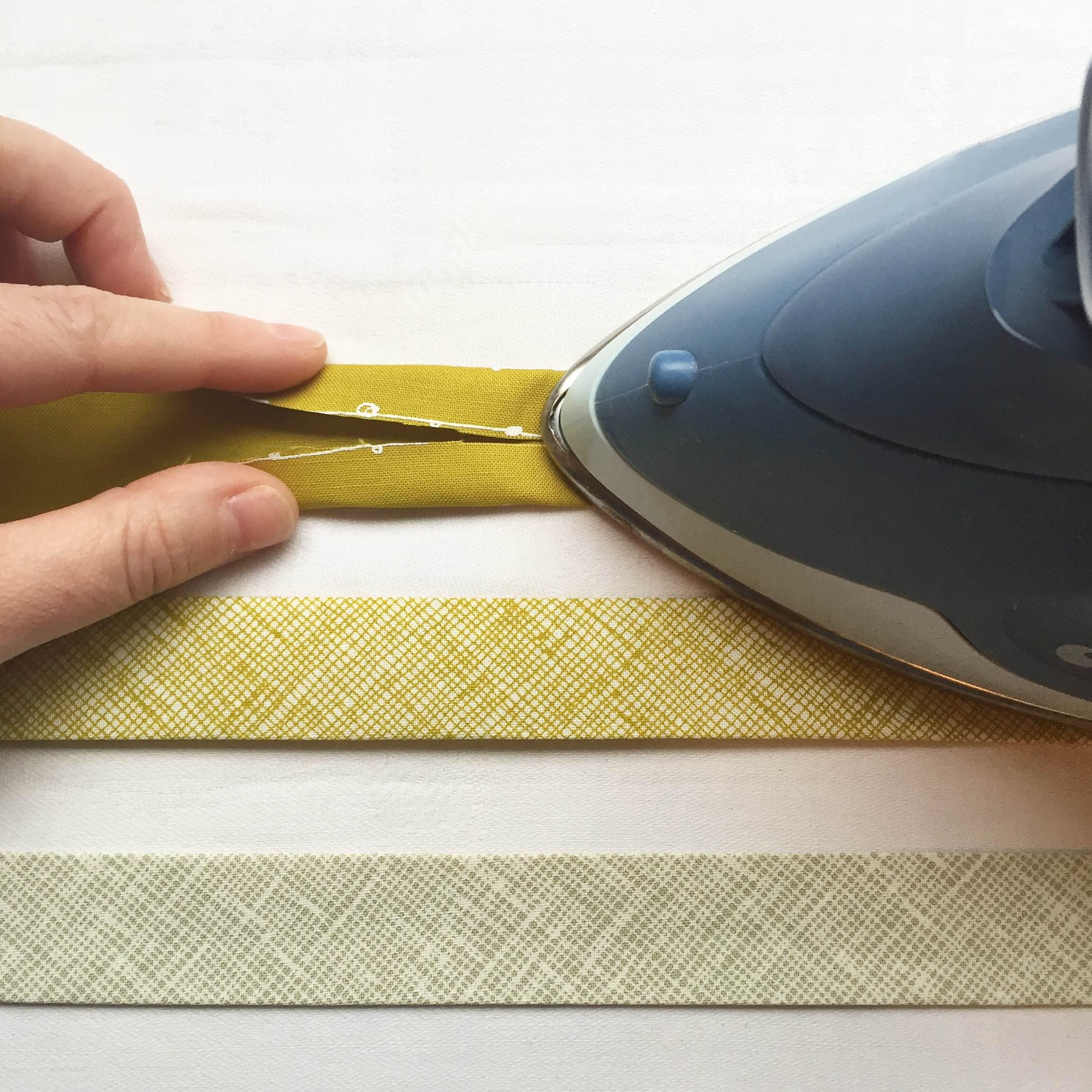 WEFTY Weaving - Prepping Strips for Weaving