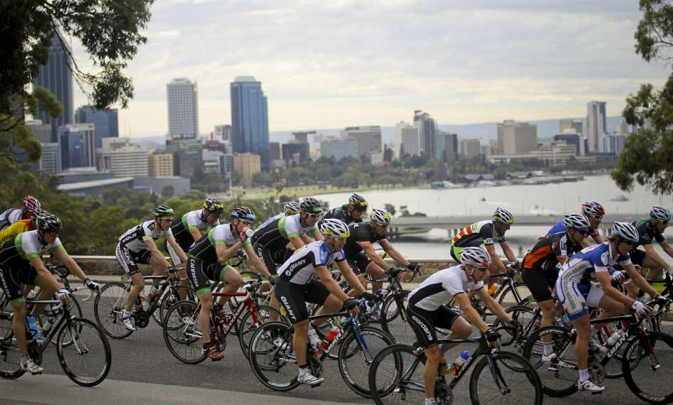 UWCT in Perth this week has BiciSport starters Sue & Graham Tierney, Dean Gale, Gio Pilu, Anthony Colantonio & Jordan Reizes