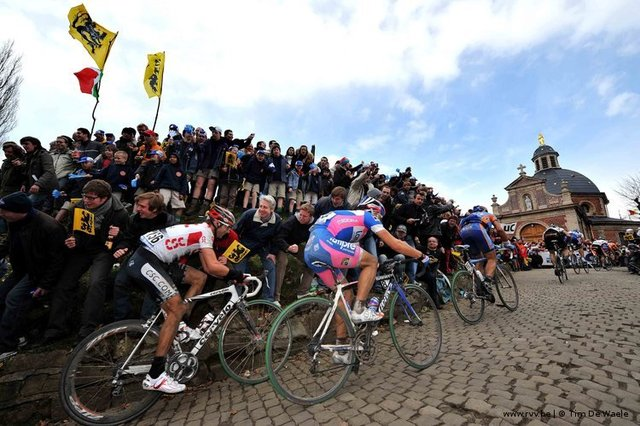 The Tour of Flanders returns to the Mur in 2017