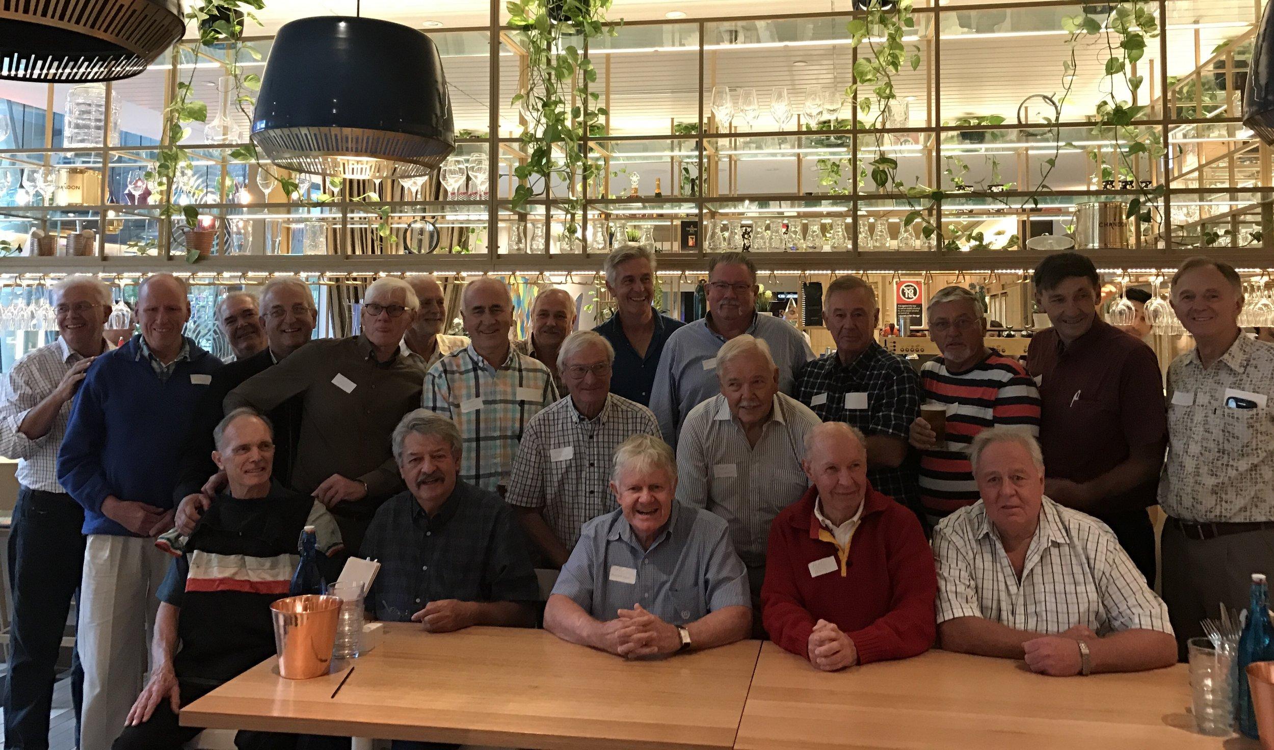 Canterbury CC Reunion at The Star City Casino