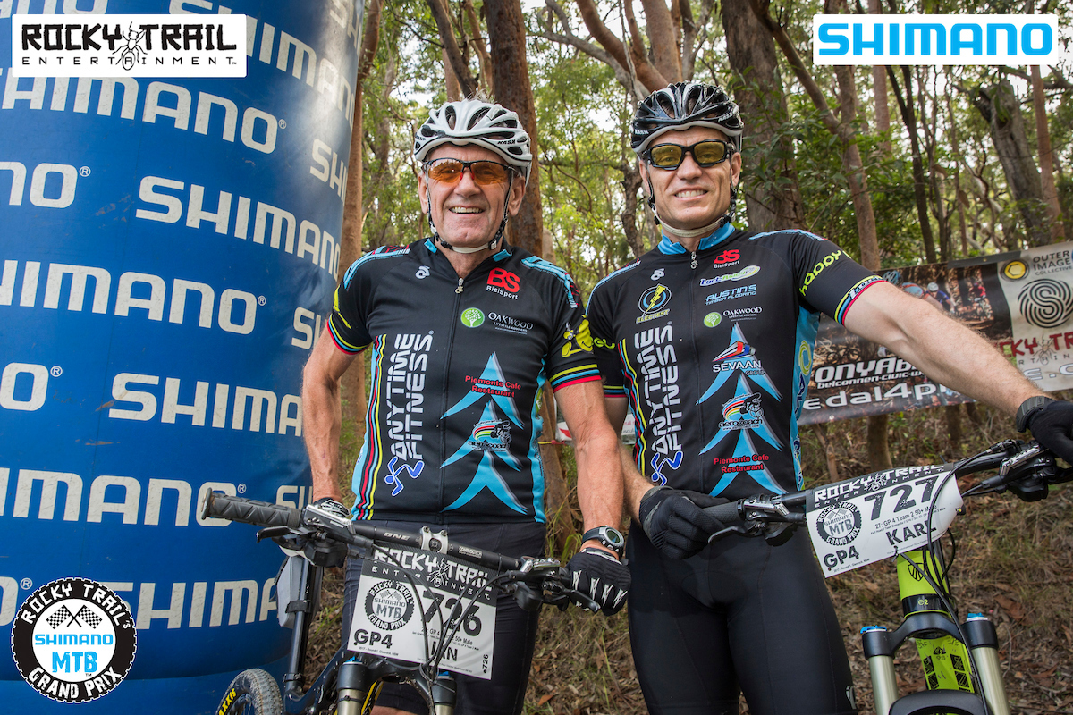 Glenrock MTB with Ian Grainger & Karl Hoad