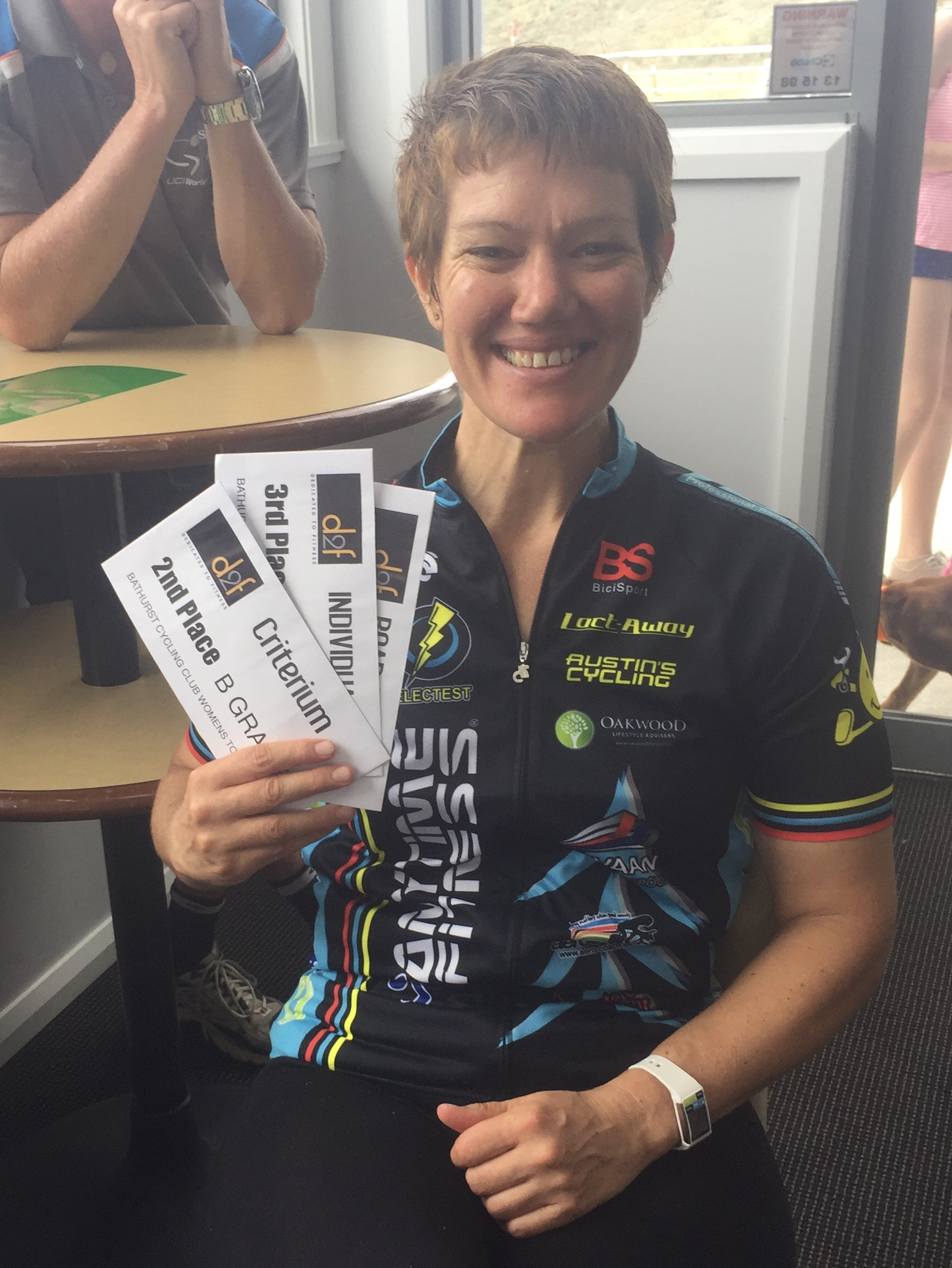 Bathurst Womens Tour - Ruth Strapp (BiciSport)