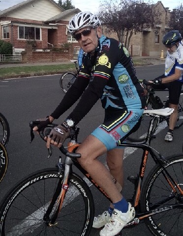 NSW Masters Orange 17 - Ian Grainger
