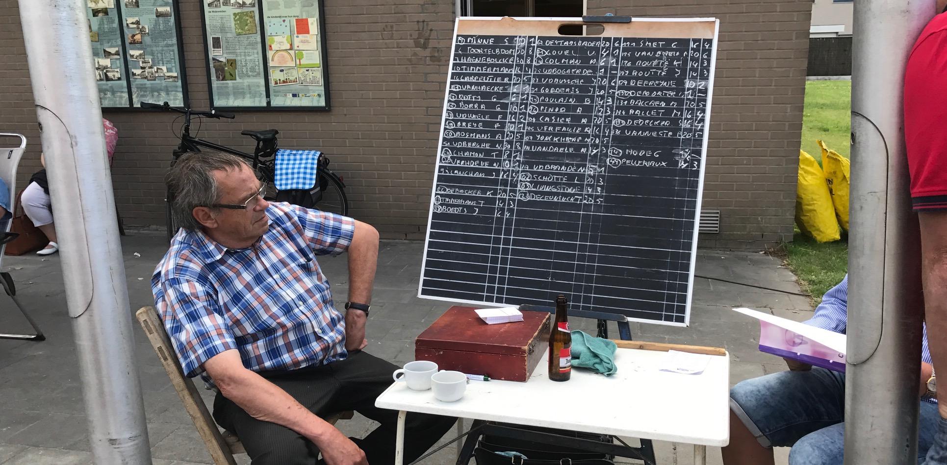 Diksmuide 17 - Bookmakers ran a comprehensive book on the peloton at the Diksmuide Kermesse.