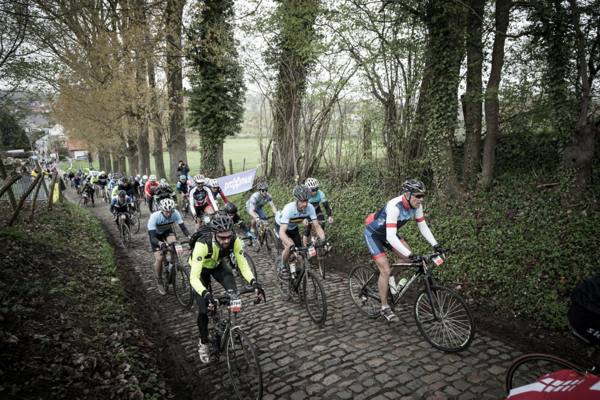 BiciSport in Flanders 18 - nothing beats the Koppenberg except maybe a long walk