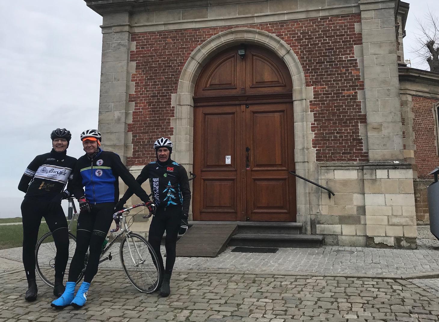 BiciSport in Flanders 18 @ 26 Mar - Chapel Church with Brian Sprouster, Daniel Vanechop & Mike Lawson