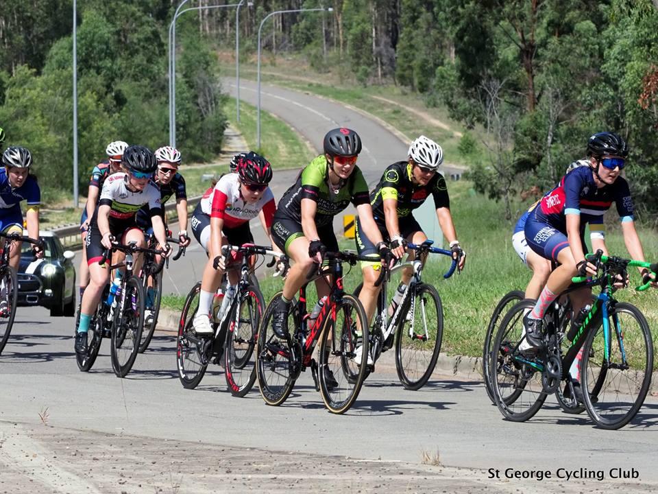 Orica HEZ @ 17 Mar - Ruth Strapp (BiciSport Happy Wheels) in Womens Division 2
