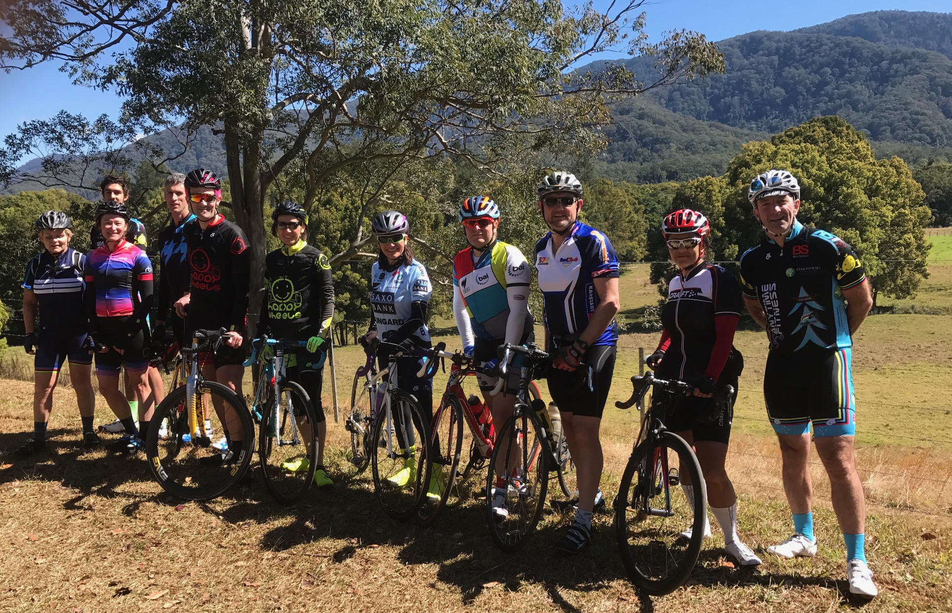 The inaugural Tour de Bello in 2017 was hosted by Alex Simmons and was a great success. Note your diary for the 2018 Tour from 30 August to 2 September based in and around Bellingen.