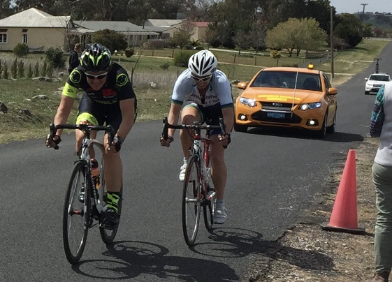 NSW Masters Road Championships @ 22 Sept - Ruth Strapp in the W4 Road Race