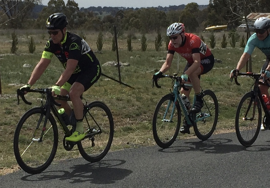 NSW Masters Road Championships @ 22 Sept - Peter Budd during the M6 Road Race