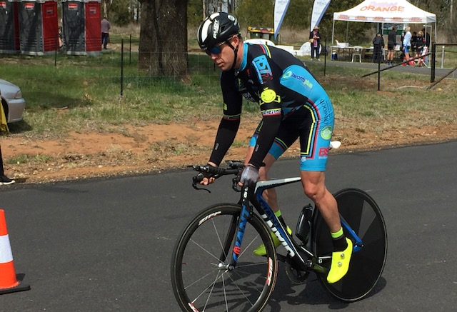 NSW Masters Road Championships @ 24 Sept - Peter Budd finished 8th in the M6 Time Trial