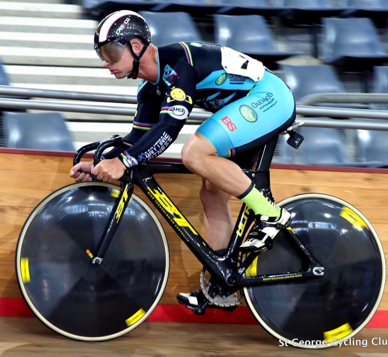 UCI Masters Track Cycling World Championships (Los Angeles) - Mike Smith (BiciSport) will be in action from October 6-13