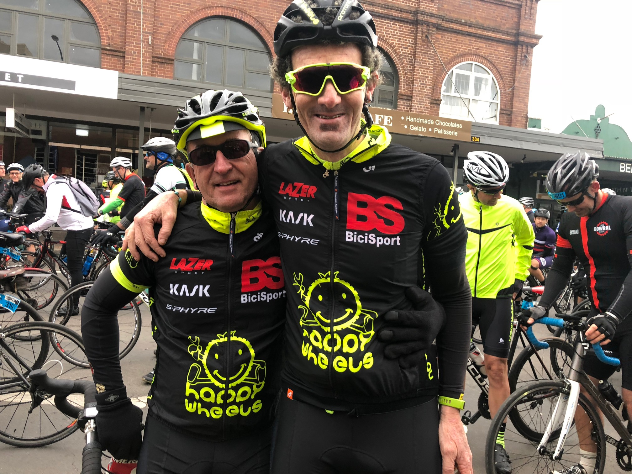 Bowral Classic @ 21 Oct - Mike O'Reilly & Stewart Campbell