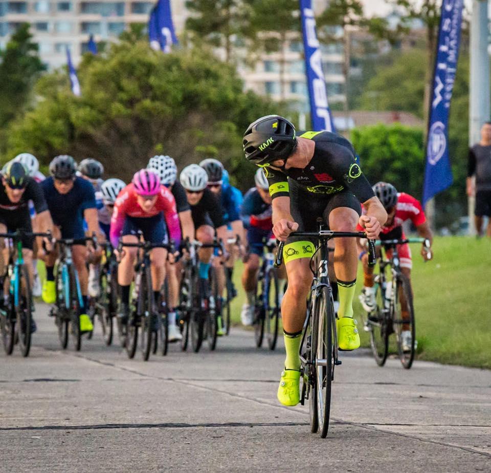 Heffron Park @ 19 Mar - Declan Jones (BiciSport Happy Wheels)