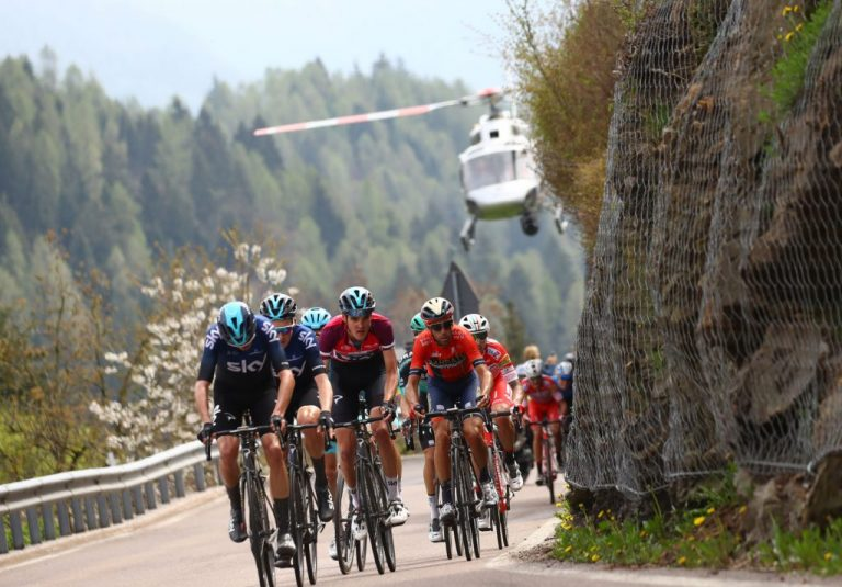 Welcome to some great Giro d'Italia racing starting soon ….