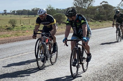 Dean Carter Interclub @ Griffith @ 19 May - Peter Budd  takes 6th place overall