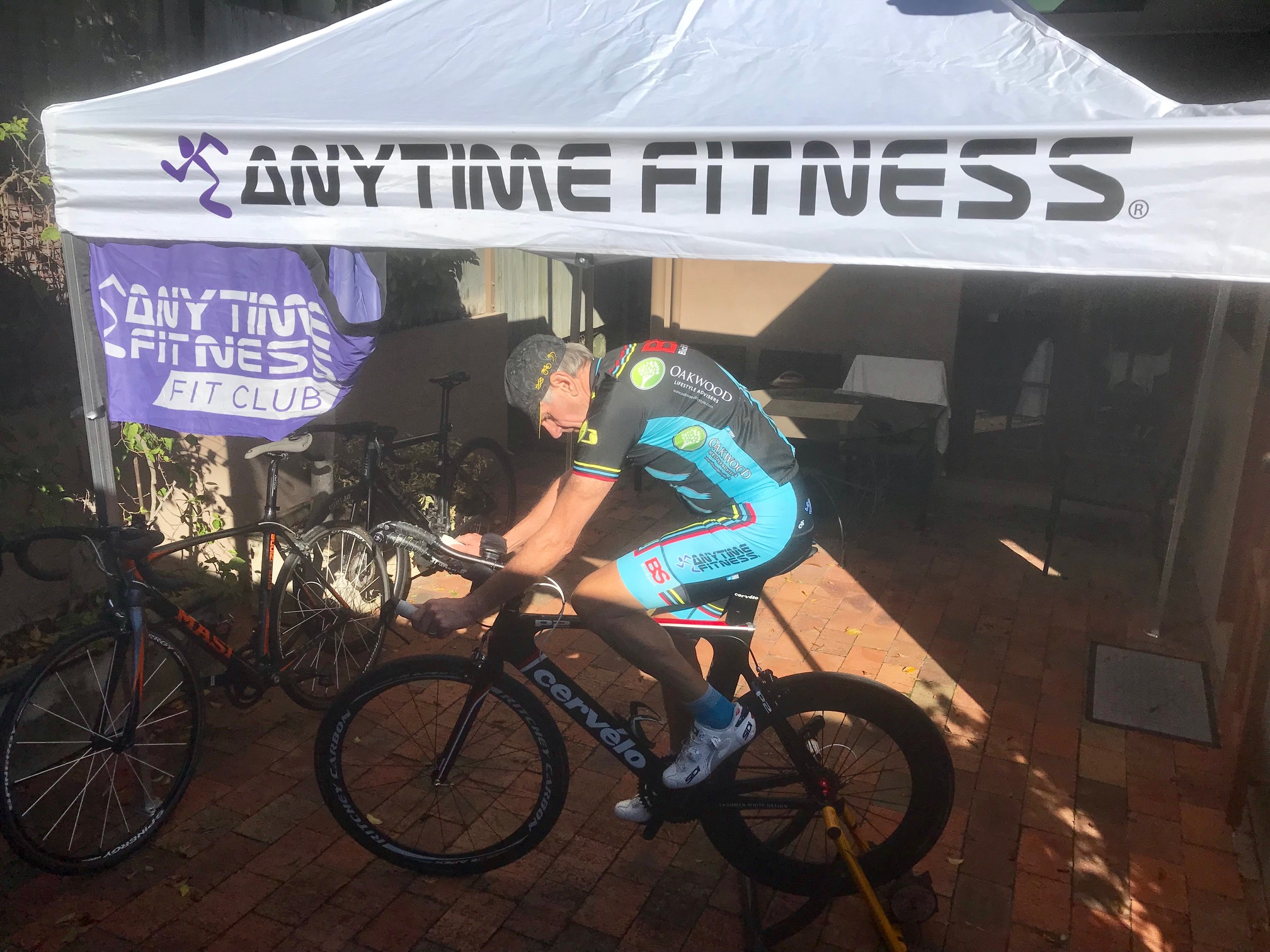 The new Anytime Fitness gazebo will feature at the Metropolitian Championships at Penrith Lakes Regatta Centre on Saturday 6 July from 7.30am. Look forward to seeing you there. Full details in the Special Events page of this website.