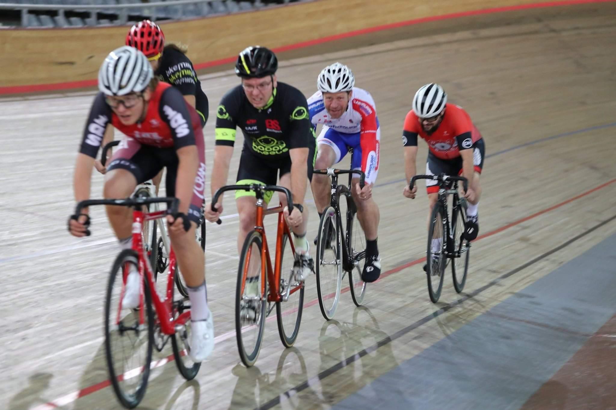 BiciSport @ DGV RAW Track @ 28 June - Davide  van der  Browne (BiciSport Happy Wheels)